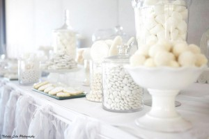 White and Silver Wedding via Kara's Party Ideas | Kara'sPartyIdeas.com #white #silver #wedding (23)