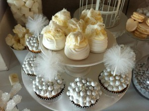 White and Silver Wedding via Kara's Party Ideas | Kara'sPartyIdeas.com #white #silver #wedding (11)