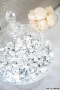 White and Silver Wedding via Kara's Party Ideas | Kara'sPartyIdeas.com #white #silver #wedding (6)