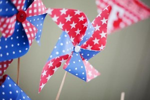 County Fair Patriotic Picnic Party via Kara's Party Ideas | KarasPartyIdeas.com #county #fair #vintage #patriotic #picnic #july #fourth #4th #independence #memorial #day #party #ideas (3)