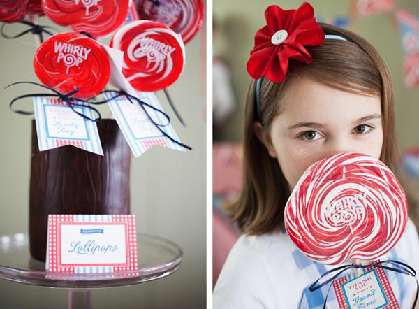 County Fair Patriotic Picnic Party via Kara's Party Ideas | KarasPartyIdeas.com #county #fair #vintage #patriotic #picnic #july #fourth #4th #independence #memorial #day #party #ideas (1)