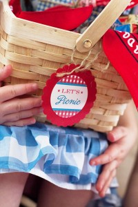 County Fair Patriotic Picnic Party via Kara's Party Ideas | KarasPartyIdeas.com #county #fair #vintage #patriotic #picnic #july #fourth #4th #independence #memorial #day #party #ideas (23)