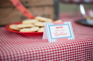County Fair Patriotic Picnic Party via Kara's Party Ideas | KarasPartyIdeas.com #county #fair #vintage #patriotic #picnic #july #fourth #4th #independence #memorial #day #party #ideas (17)