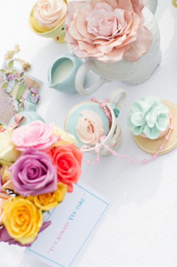 Alice in Wonderland Tea Party via Kara's Party Ideas | KarasPartyIdeas.com #alice #wonderland #tea #party #ideas (51)