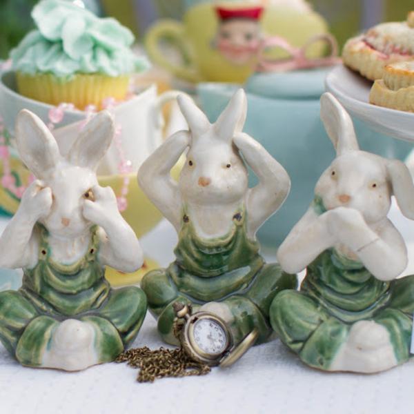 Alice in Wonderland Tea Party via Kara's Party Ideas | KarasPartyIdeas.com #alice #wonderland #tea #party #ideas (47)