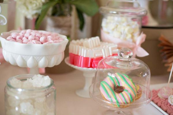 Shabby Chic Party via Kara's Party Ideas | KarasPartyIdeas.com #shabby #chic #girl #party #wedding #ideas (13)
