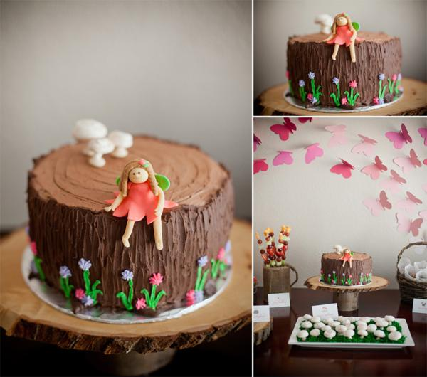 Woodland Animal Birthday Party via Kara's Party Ideas | KarasPartyIdeas.com #woodland #animal #birthday #party #ideas (10)