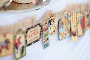 Vintage Circus / Carnival Party via Kara's Party Ideas | KarasPartyIdeas.com #vintage #carnival #circus #girl #boy #party #ideas #supplies (13)