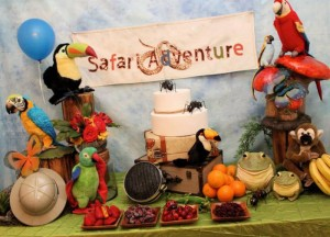 Sahara Safari Adventure Party via KarasPartyIdeas.com #Sahara #adventure #party #idea (6)