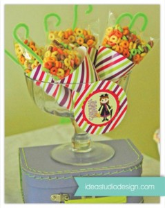 Mary Poppins Party via KarasPartyIdeas.com #MaryPoppins #party #idea #decorations (16)