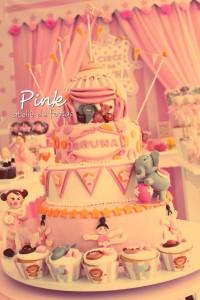Girly Circus Party via Kara's Party Ideas | KarasPartyIdeas.com #girly #circus #carnival #party #ideas (104)