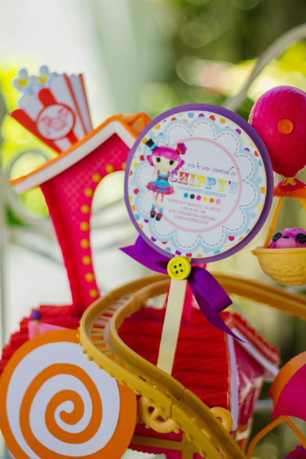 Lalaloopsy Birthday Party via Kara's Party Ideas | KarasPartyIdeas.com #lalaloopsy #doll #girl #birthday #party #ideas (21)