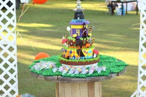 Willy Wonka Party via Kara's Party Ideas | KarasPartyIdeas.com #willy #wonka #chocolate #candy #factory #party #ideas (74)