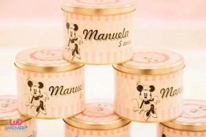 Vintage Minnie Mouse Party via Kara's Party Ideas | KarasPartyIdeas.com #vintage #minnie #mouse #girl #party #ideas (27)