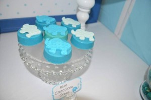 Blue Elephant Christening Party via Kara's Party Ideas | KarasPartyIdeas.com #blue #elephant #boy #christening #baptism #party #ideas (18)