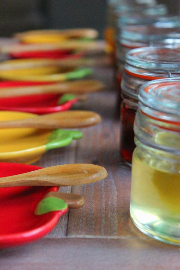 Tutti Frutti Birthday Party via Kara's Party Ideas | KarasPartyIdeas.com #tutti #frutti #healthy #fruit #birthday #party #ideas (63)