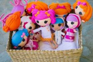 Lalaloopsy Birthday Party via Kara's Party Ideas | KarasPartyIdeas.com #lalaloopsy #doll #girl #birthday #party #ideas (20)