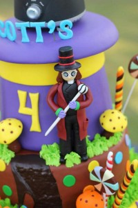 Willy Wonka Party via Kara's Party Ideas | KarasPartyIdeas.com #willy #wonka #chocolate #candy #factory #party #ideas (64)
