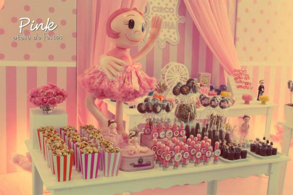 Girly Circus Party via Kara's Party Ideas | KarasPartyIdeas.com #girly #circus #carnival #party #ideas (90)