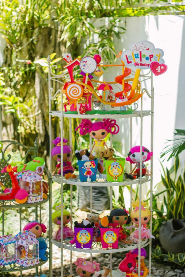 Lalaloopsy Birthday Party via Kara's Party Ideas | KarasPartyIdeas.com #lalaloopsy #doll #girl #birthday #party #ideas (19)
