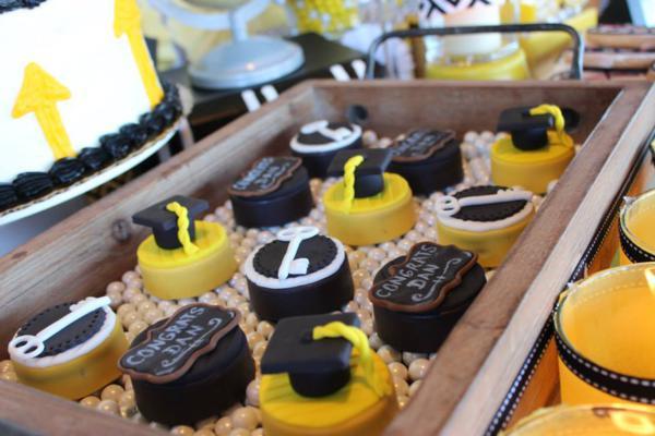 Graduation Party via Kara's Party Ideas | KarasPartyIdeas.com #graduation #party #ideas #dr #seuss (37)