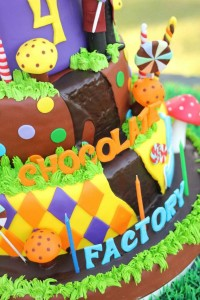 Willy Wonka Party via Kara's Party Ideas | KarasPartyIdeas.com #willy #wonka #chocolate #candy #factory #party #ideas (48)