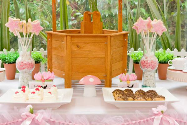 Pink Fairy Party via Kara's Party Ideas | KarasPartyIdeas.com #pink #fairy #girl #party #ideas (39)