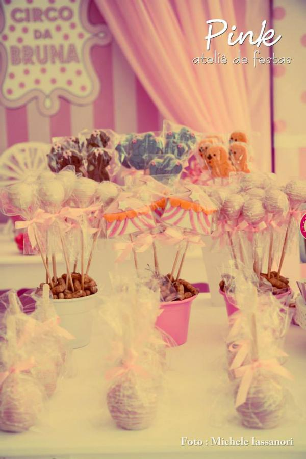 Girly Circus Party via Kara's Party Ideas | KarasPartyIdeas.com #girly #circus #carnival #party #ideas (78)