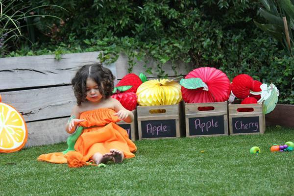 Tutti Frutti Birthday Party via Kara's Party Ideas | KarasPartyIdeas.com #tutti #frutti #healthy #fruit #birthday #party #ideas (48)