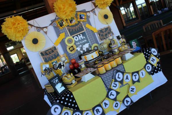 Graduation Party via Kara's Party Ideas | KarasPartyIdeas.com #graduation #party #ideas #dr #seuss (35)