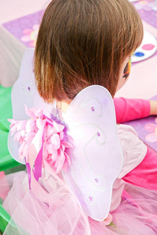 Pink Fairy Party via Kara's Party Ideas | KarasPartyIdeas.com #pink #fairy #girl #party #ideas (36)