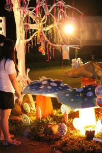 Willy Wonka Party via Kara's Party Ideas | KarasPartyIdeas.com #willy #wonka #chocolate #candy #factory #party #ideas (34)
