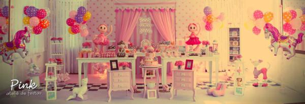 Girly Circus Party via Kara's Party Ideas | KarasPartyIdeas.com #girly #circus #carnival #party #ideas (70)