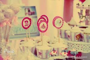 Girly Circus Party via Kara's Party Ideas | KarasPartyIdeas.com #girly #circus #carnival #party #ideas (69)