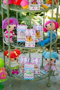 Lalaloopsy Birthday Party via Kara's Party Ideas | KarasPartyIdeas.com #lalaloopsy #doll #girl #birthday #party #ideas (15)