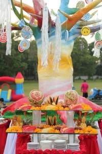 Willy Wonka Party via Kara's Party Ideas | KarasPartyIdeas.com #willy #wonka #chocolate #candy #factory #party #ideas (30)