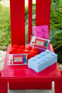 Lego Birthday Party via Kara's Party Ideas | KarasPartyIdeas.com #lego #toy #birthday #party #ideas (20)