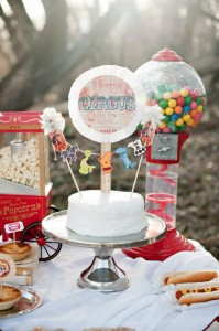 Vintage Circus / Carnival Party via Kara's Party Ideas | KarasPartyIdeas.com #vintage #carnival #circus #girl #boy #party #ideas #supplies (48)