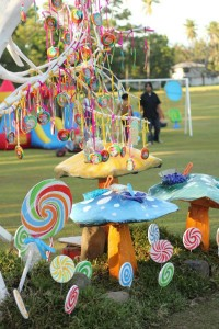 Willy Wonka Party via Kara's Party Ideas | KarasPartyIdeas.com #willy #wonka #chocolate #candy #factory #party #ideas (22)