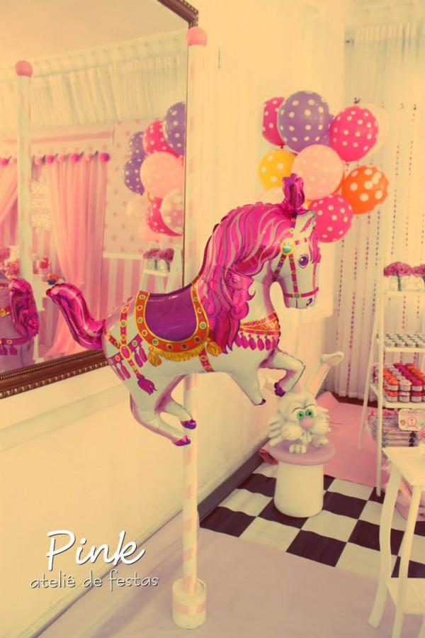 Girly Circus Party via Kara's Party Ideas | KarasPartyIdeas.com #girly #circus #carnival #party #ideas (53)
