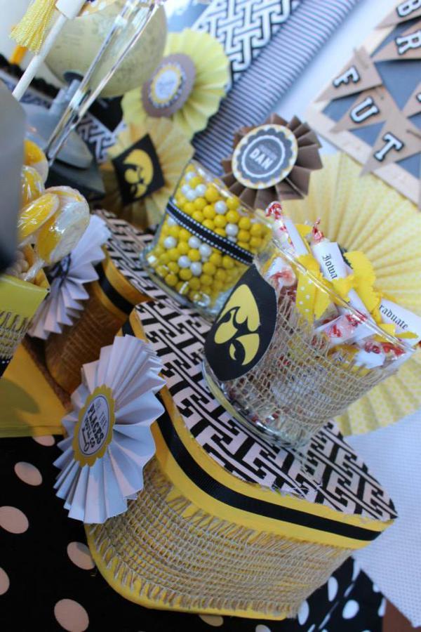 Graduation Party via Kara's Party Ideas | KarasPartyIdeas.com #graduation #party #ideas #dr #seuss (26)