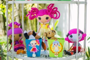 Lalaloopsy Birthday Party via Kara's Party Ideas | KarasPartyIdeas.com #lalaloopsy #doll #girl #birthday #party #ideas (7)
