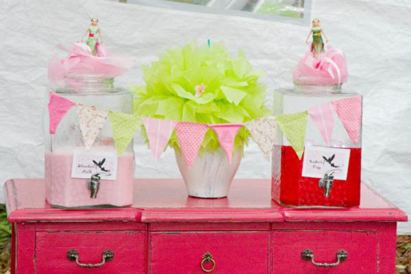 Pink Fairy Party via Kara's Party Ideas | KarasPartyIdeas.com #pink #fairy #girl #party #ideas (28)