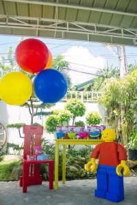 Lego Birthday Party via Kara's Party Ideas | KarasPartyIdeas.com #lego #toy #birthday #party #ideas (5)