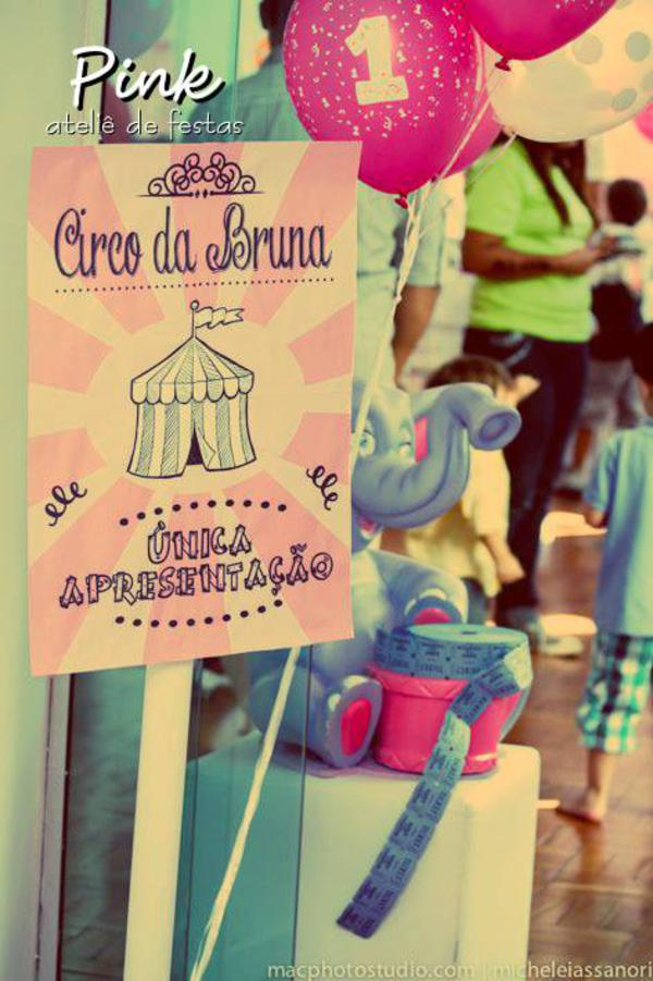 Girly Circus Party via Kara's Party Ideas | KarasPartyIdeas.com #girly #circus #carnival #party #ideas (46)