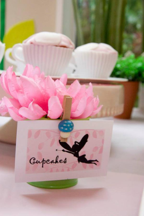 Pink Fairy Party via Kara's Party Ideas | KarasPartyIdeas.com #pink #fairy #girl #party #ideas (27)