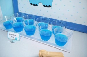 Blue Elephant Christening Party via Kara's Party Ideas | KarasPartyIdeas.com #blue #elephant #boy #christening #baptism #party #ideas (13)