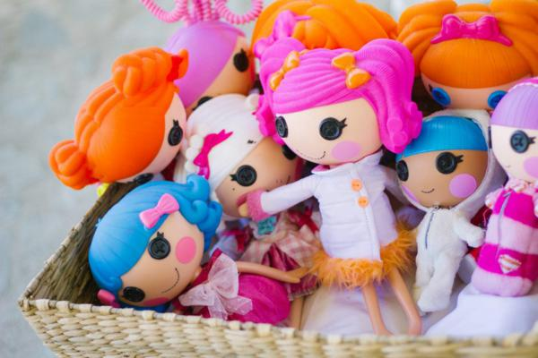 Lalaloopsy Birthday Party via Kara's Party Ideas | KarasPartyIdeas.com #lalaloopsy #doll #girl #birthday #party #ideas (28)