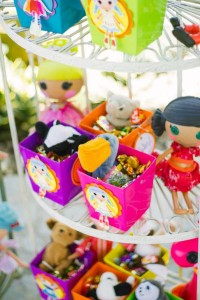 Lalaloopsy Birthday Party via Kara's Party Ideas | KarasPartyIdeas.com #lalaloopsy #doll #girl #birthday #party #ideas (2)