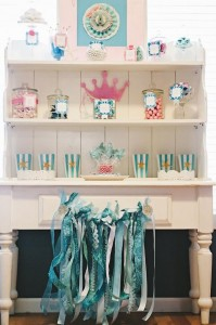 Under the Sea Mermaid Party via Kara's Party Ideas | KarasPartyIdeas.com #under #sea #mermaid #ocean #girl #party #ideas (39)